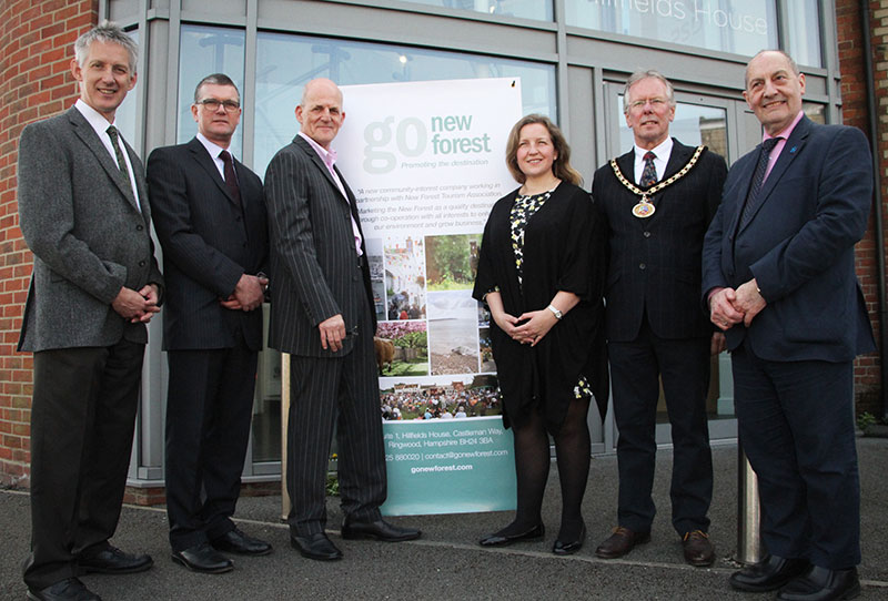 Go New Forest Launch
